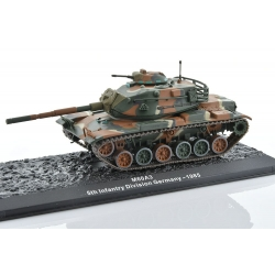 TANK M60A3 5th Infantry Division Germany 1985 1/72