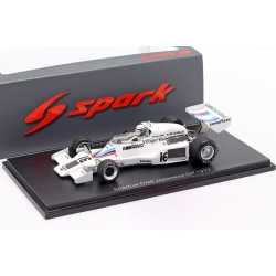 F1 SHADOW DN8 Patrese Japanese GP 1977 1/43 SPARK S1691