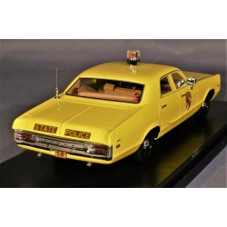 DODGE Polara Maryland State Police 1972 1/43 NEO NEO46728