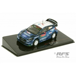 FORD Fiesta RS WRC Suninen Rally Portugal 2019 1/43 ixo RAM714