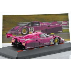 JAGUAR XJR-12 Jones Le Mans 1991 1/43 ixo/Altaya